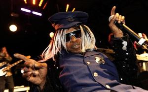 Sylvester Sly Stone Stewart Screensaver Sample Picture 1